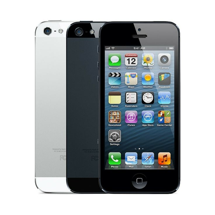Kredit handphone khusus karyawan PT. SAMI-JF: Kredit Handphone Apple iPhone 5 - 16 GB angsuran R...