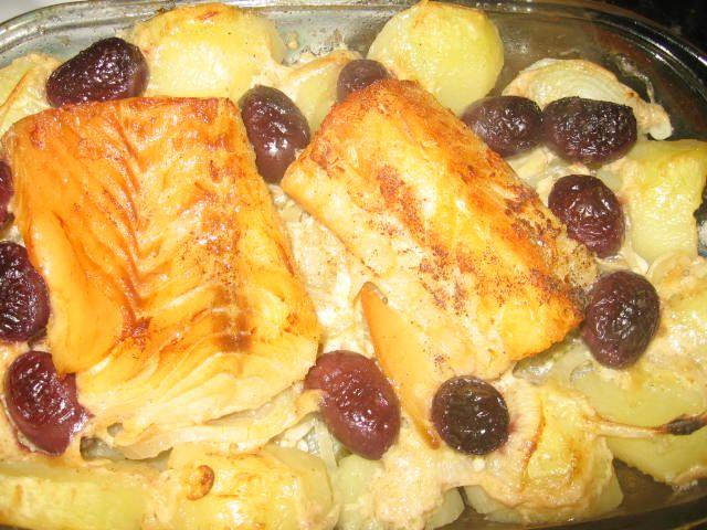 Receita de Bacalhau de forno - Tudo Gostoso  http://tudogostoso.me/r1279