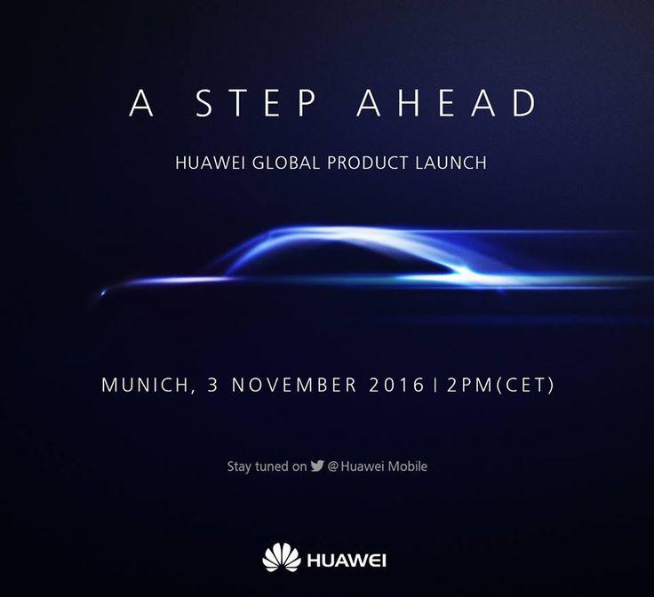 Join us on 3 November, to get #aStepAhead. Follow the news on consumer.huawei.com #HuaweimobileSG #Huawei #StarHub #Commsequipments #commseq