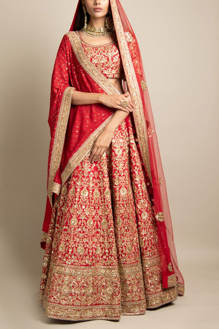 New 2020 Sabyasachi Lehenga Prices Are Here - Frugal2Fab ...