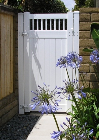 17 Best Side Gate Ideas Images On Pinterest