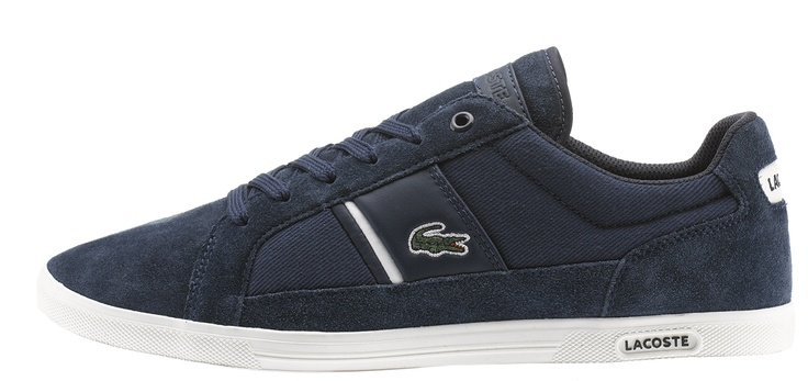 Lacoste Renard. Scarpa uomo da tennis, tomaia in suede e suola in gomma. Exclusive edition.    Prezzo: 99.00€    SHOP ONLINE: http://www.athletesworld.it/lacoste-europa-lacoste-8099482