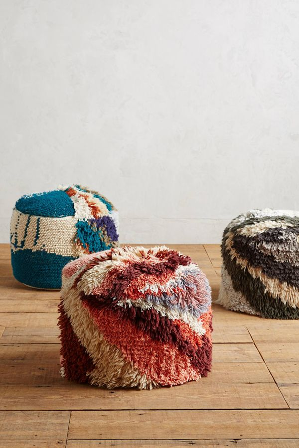 GORGEOUS THROWS, PILLOWS, POUFS & DRESSERS | THE STYLE FILES
