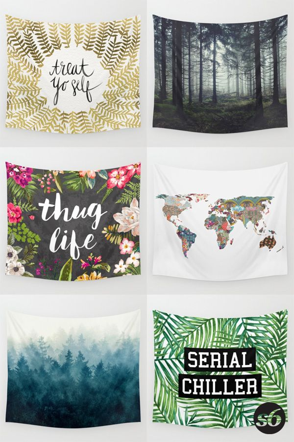 Home Decor Society6