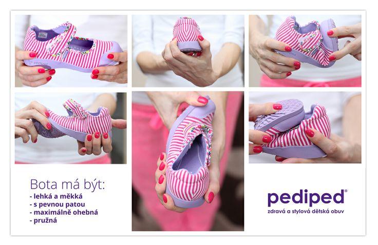 Zde se dozvíte, jak vybírat tu spravnou obuv pro děti.