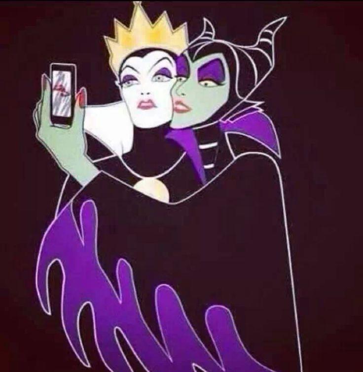 336 best disney villains images on pinterest disney - Evil queen disney ...
