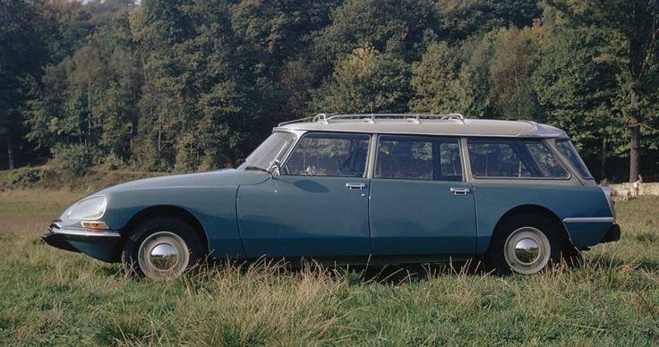 1974 - Citroen DS 23 Break