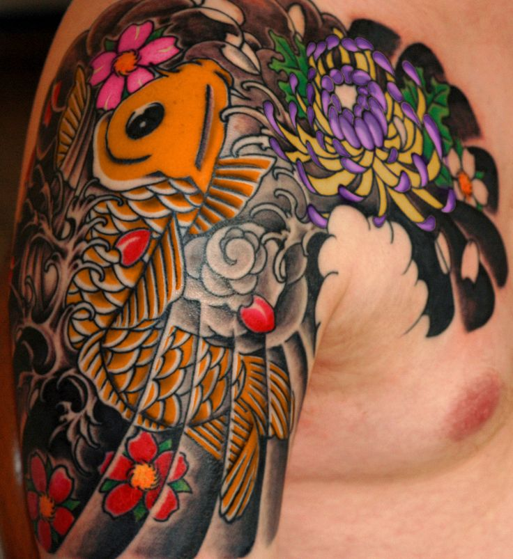 227 best images about koi tattoos on pinterest japanese for Types of koi fish and meanings
