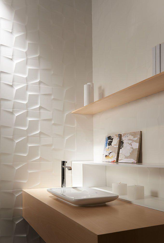 Las 25 mejores ideas sobre azulejos para ba os modernos - Azulejos banos modernos ...