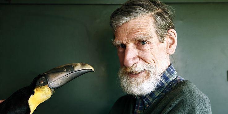 Gary Stiles, el ornitólogo más reconocido de Colombia, habló con BOCAS sobre las aves del país.