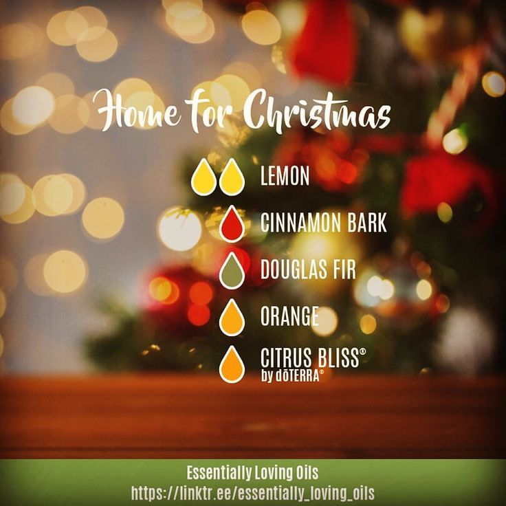 """1 Likes, 2 Comments - Essential Oil Mentor/Educator (@essentially_loving_oils) on Instagram: """"Home for Christmas - Diffuser Blend . """"I'll be home for Christmas…If only in my dreams"""" . *…"""""""