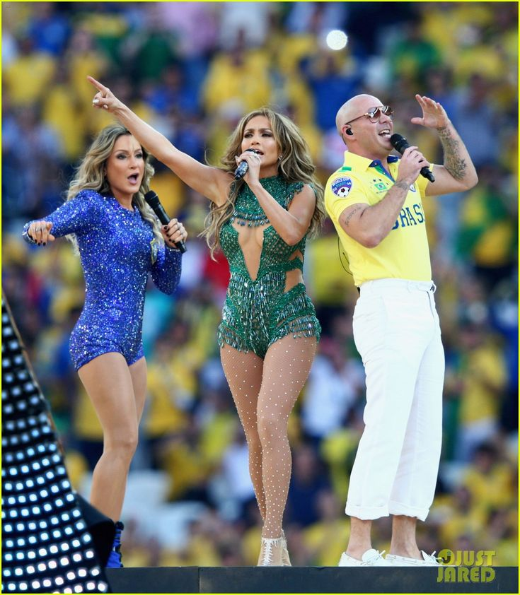 Best Remarkable Moments Of The FIFA World Cup Brazil - 10 weird parts world cup opening ceremony