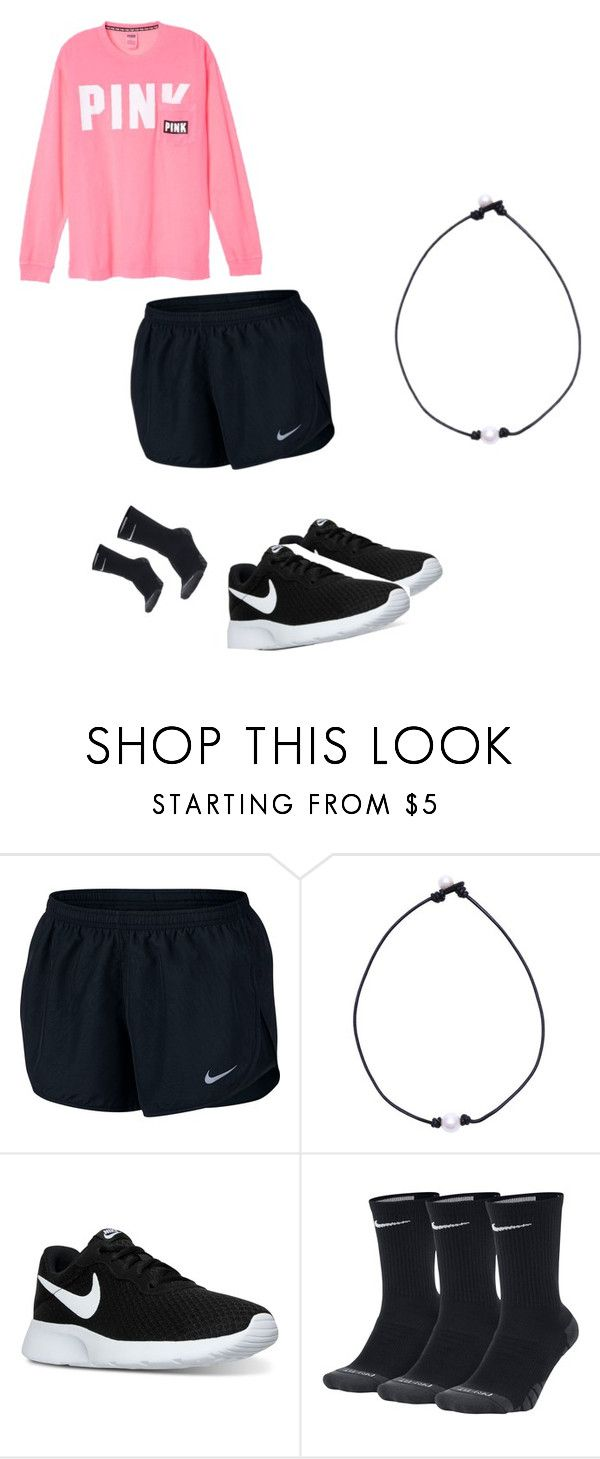 """""""Untitled #468"""" by austynh on Polyvore featuring NIKE"""