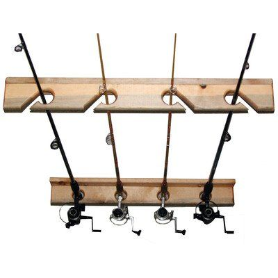 60 best fishing rod rack images on pinterest fishing for Expensive fishing rods