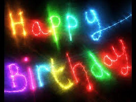 お誕生日(おたんじょうび)の歌 黒ネコが一緒に祝うにゃん♪