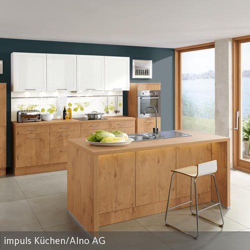 40 best Küche images on Pinterest Bedroom, Organization ideas - kleine küche dachschräge