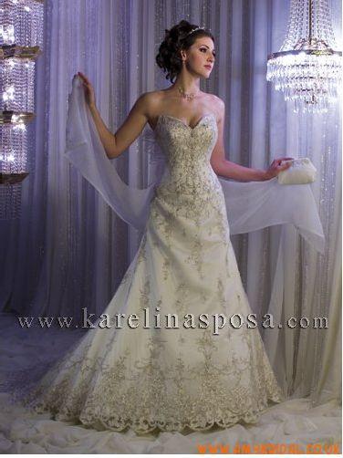 Karelina Sposa Wedding Dress  C7805