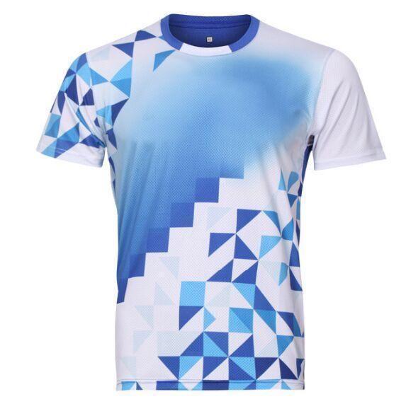 Badminton Shirt Unisex Table Tennis Jersey Plus Size Breathable Woman Men T Shirt Badminton Ping Pong Tshirt Trainning Shirts Badminton Shirt Shirts Jersey Outfit