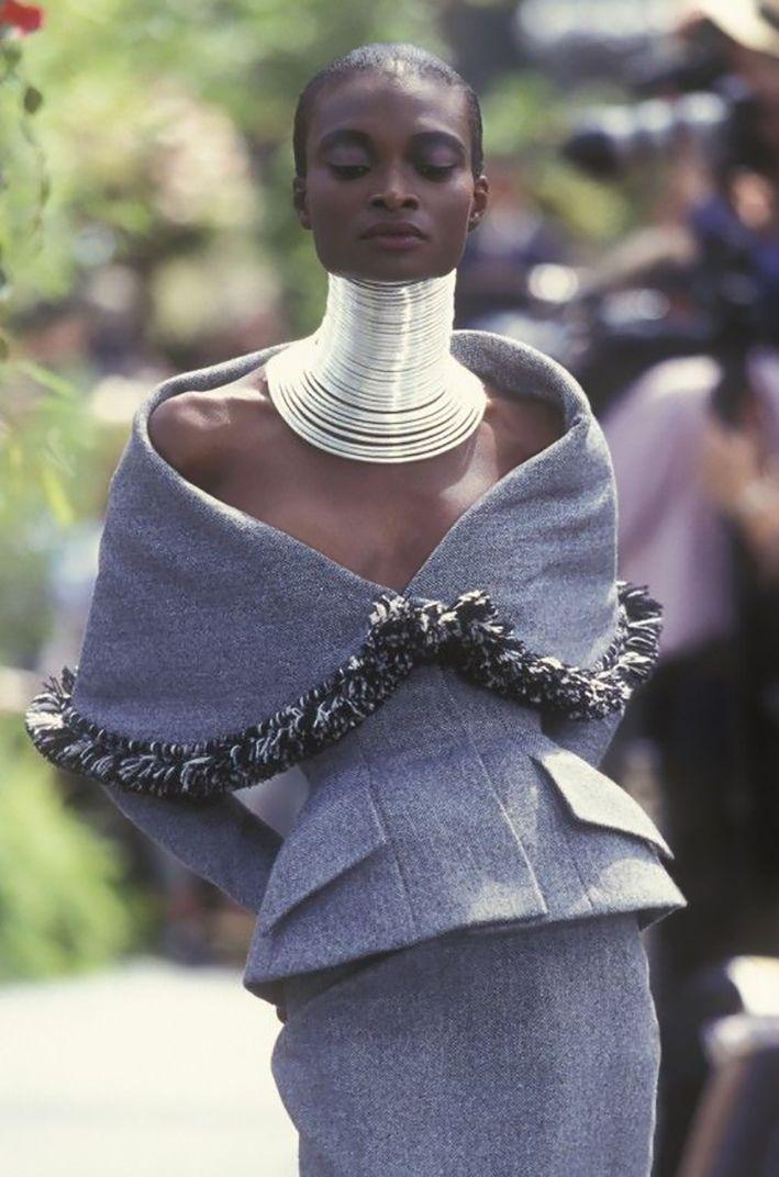 "jinxproof: "" Christian Dior F/W 1997 """