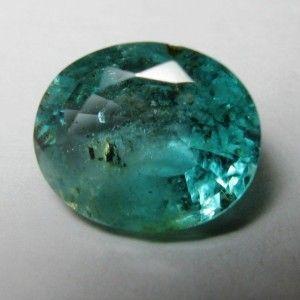 Zamrud Hijau Apel Bening 1.63 carat