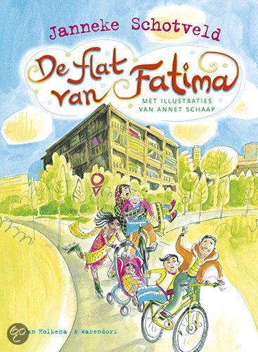 De flat van Fatima (leesboek over multiculturaliteit)
