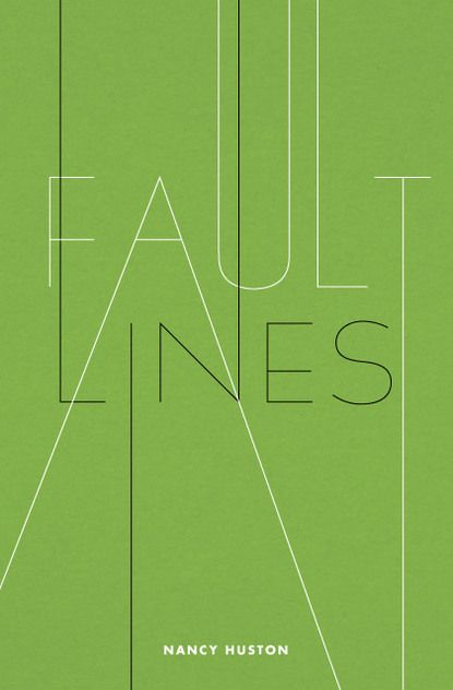 Fault Lines by Nancy Huston – Graphic design