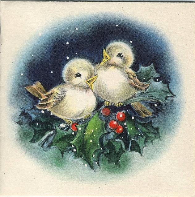 Vintage card gives me lots of childhood memories