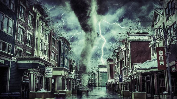 Read the blog post for a few measures to make your home storm ready. #homerenovation #homeimprovement