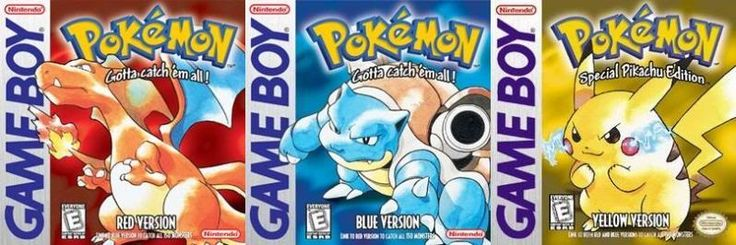First Gen Pokémon Re-Releases Won't Make Use of Basic Virtual Console Features