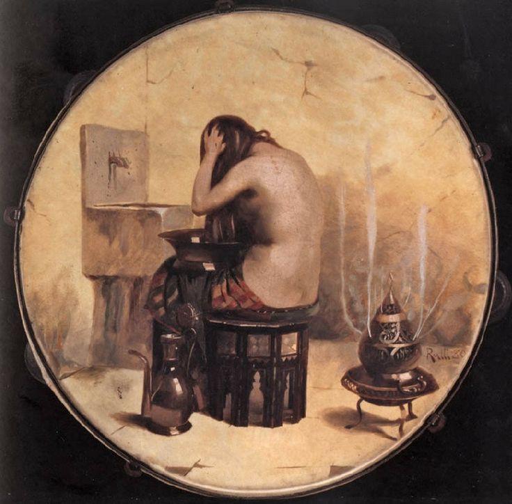 Ράλλης Θεόδωρος-Μετά το μπάνιο