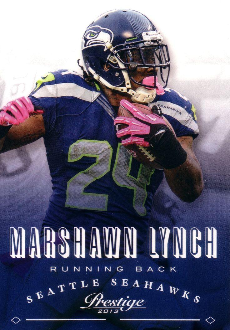 Marshawn Lynch - Seattle Seahawks