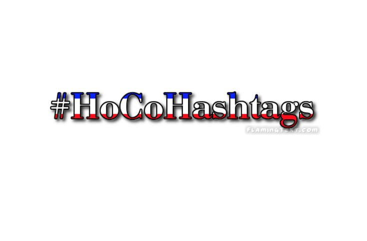 Are you running for office, a local government agency or have development interests in Howard County? Well these are the hashtags for you. Again, this list was developed by HoCoBlogs and is a must read if this is the space you are writing about on Twitter, Instagram, Google+ or Facebook.