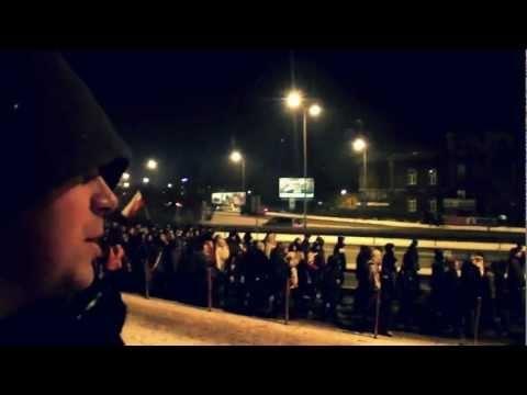Demonstracja przeciw ACTA w Krakowie