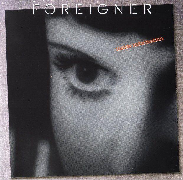 Foreigner - Inside Information (1987)
