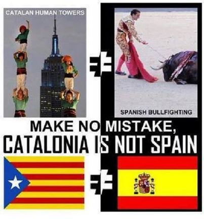 This is Catalonia!