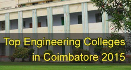 Engineering courses are plentiful in the modern world, with many diverse engineering degrees to pursue. If you are keen on getting an admission to one of the engineering colleges in Coimbatore, be prepared to do your groundwork.
