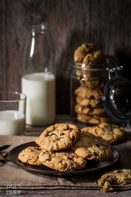 Klassische Chocolate-Chip-Cookies / Classical Chocolate Chip Cookies Ina Is(s)t