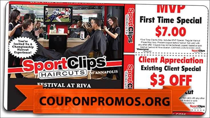 Haircut Sports Clips