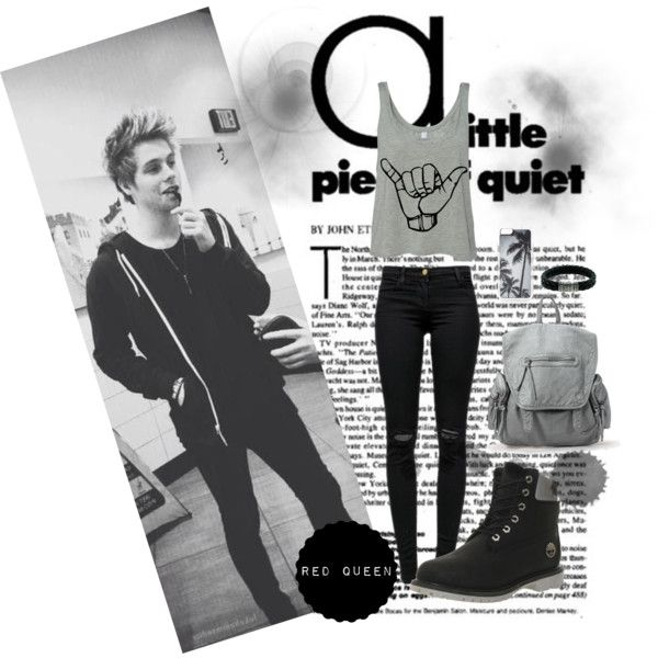Luke by elleonora-scarlat on Polyvore featuring J Brand, Timberland, John Hardy and Zero Gravity