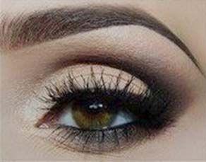 Elegancki makijaż wieczorowy dla początkujących