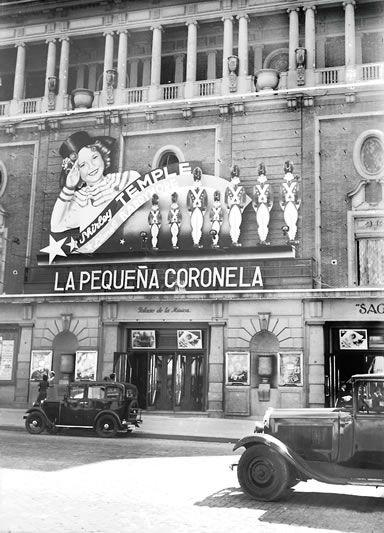 El cine, 1935