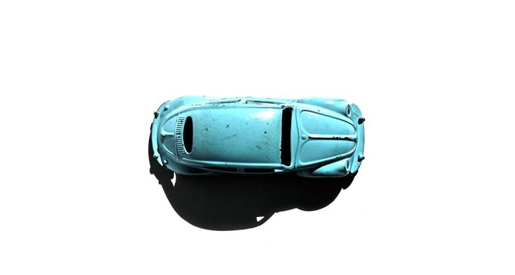 VW Beetle diecast -- Classic Driver
