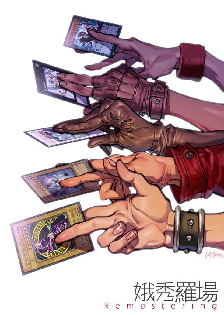 , Yu-Gi-Oh!, Dark Magician, Yami Yugi, Yu-Gi-Oh! 5D's, Pixiv, Yu-Gi-Oh! GX, Yusei Fudo, Juudai Yuuki, Stardust Dragon, Yu-Gi-Oh! ZEXAL, Tsukumo Yuma, Fanart From Pixiv, Yu-Gi-Oh! Duel Monsters, Pigeon666, Elemental Hero Neos, Yu-Gi-Oh! ARC-V, Sakaki Yuya, Odd-Eyes Pendulum Dragon, Utopia (Yu-Gi-Oh!)