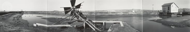 Laura Volkerding. Archimedes Screw Pump, Leslie Salt, Newark