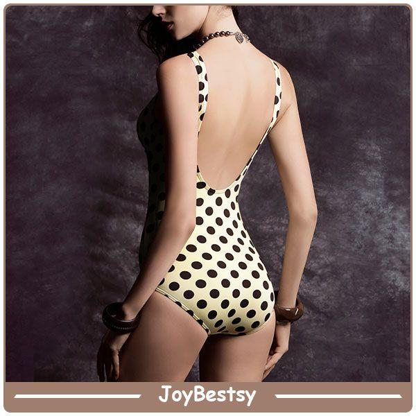 Women's sexy backless one piece swimsuit - Body Shaper produttore, cincher della formazione di vita, intimo uomo, costumi da bagno fabbrica dalla Cina