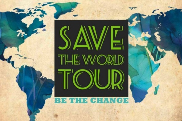 Jennifer Mcvey Save The World Tour