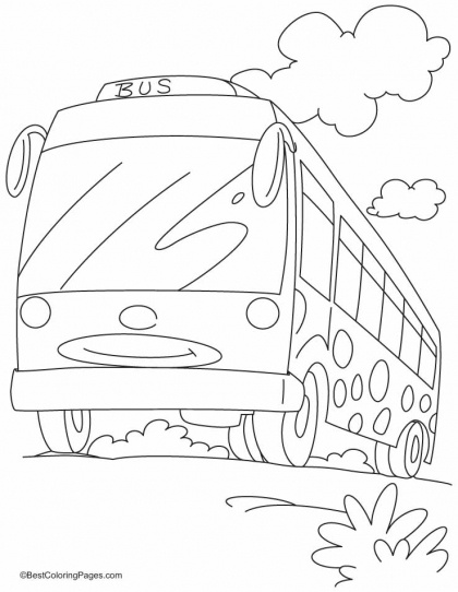 7 best Ambulance Coloring Pages