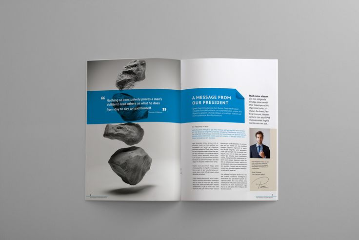 Forrst | Photorealistic Brochure Mock-up - A post from Genetic96