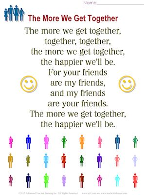 Best 25 friendship songs ideas on pinterest friendship for Friendship crafts for 2 year olds