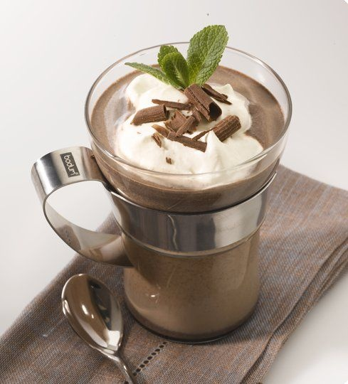 Xocai Irish Cream with Xocai Healthy Dark Chocolate Nuggets  recipe - Foodista.com